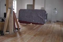 Bild 3 (Billardtisch vor Aufbau)