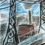 Industriegebiet / BRD
