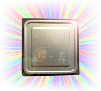 AMD K6-2 Prozessor, 1999
